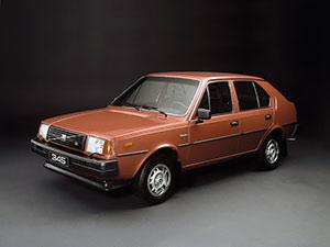 345 с 1979 по 1981