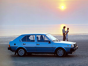 Технические характеристики Volvo 345