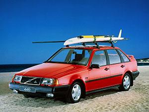 Технические характеристики Volvo 440 2.0i 1993-1994 г.