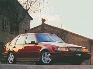 Технические характеристики Volvo 440