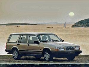 Технические характеристики Volvo 740 16V 1989-1992 г.