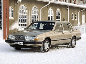 Технические характеристики Volvo 760