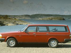 Технические характеристики Volvo 240 2.3 1982-1985 г.