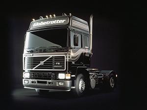 Технические характеристики Volvo F-series
