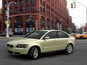 Технические характеристики Volvo S40 T5 AWD 2004-2007 г.