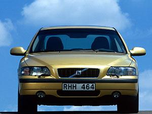 Технические характеристики Volvo S60 2.4 D 2000-2004 г.