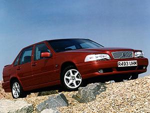 Технические характеристики Volvo S70 2.4 T 1997-2000 г.