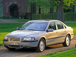 Технические характеристики Volvo S80 2.9 1998-2003 г.