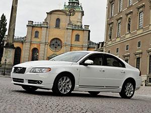 Технические характеристики Volvo S80 2.0 2009-2011 г.