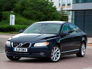 Технические характеристики Volvo S80 T5 2011-2013 г.