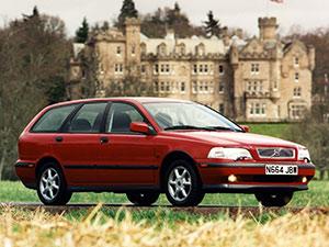 Технические характеристики Volvo V40 1.9 TD 1996-2000 г.