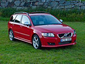 Технические характеристики Volvo V50