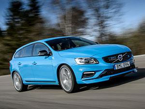 Технические характеристики Volvo V60