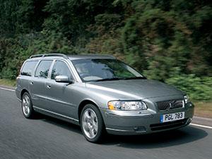 Технические характеристики Volvo V70 2.5 T AWD 2004-2008 г.