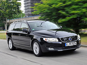 Технические характеристики Volvo V70