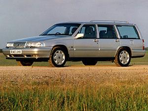 Технические характеристики Volvo V90