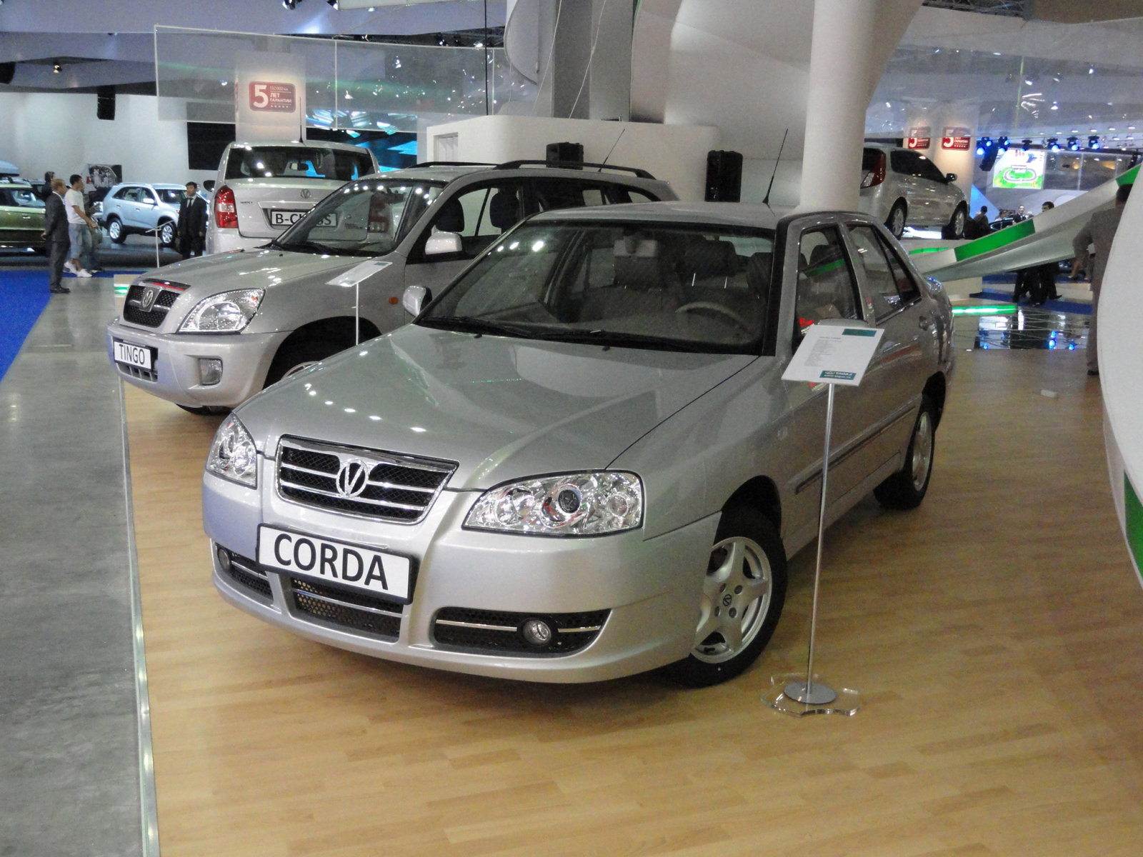 Vortex (Вортекс) Corda 2010- г.