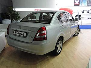 Vortex Estina 4 дв. седан Estina