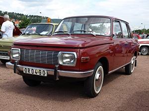 Wartburg Wartburg 353 4 дв. седан 353