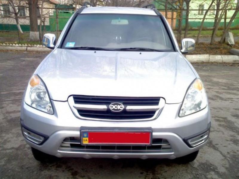 Xinkai (Ксинкай) SR-V X3 2003- г.