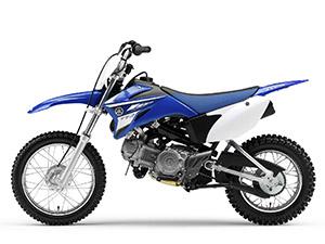 Yamaha TT-R эндуро 110E