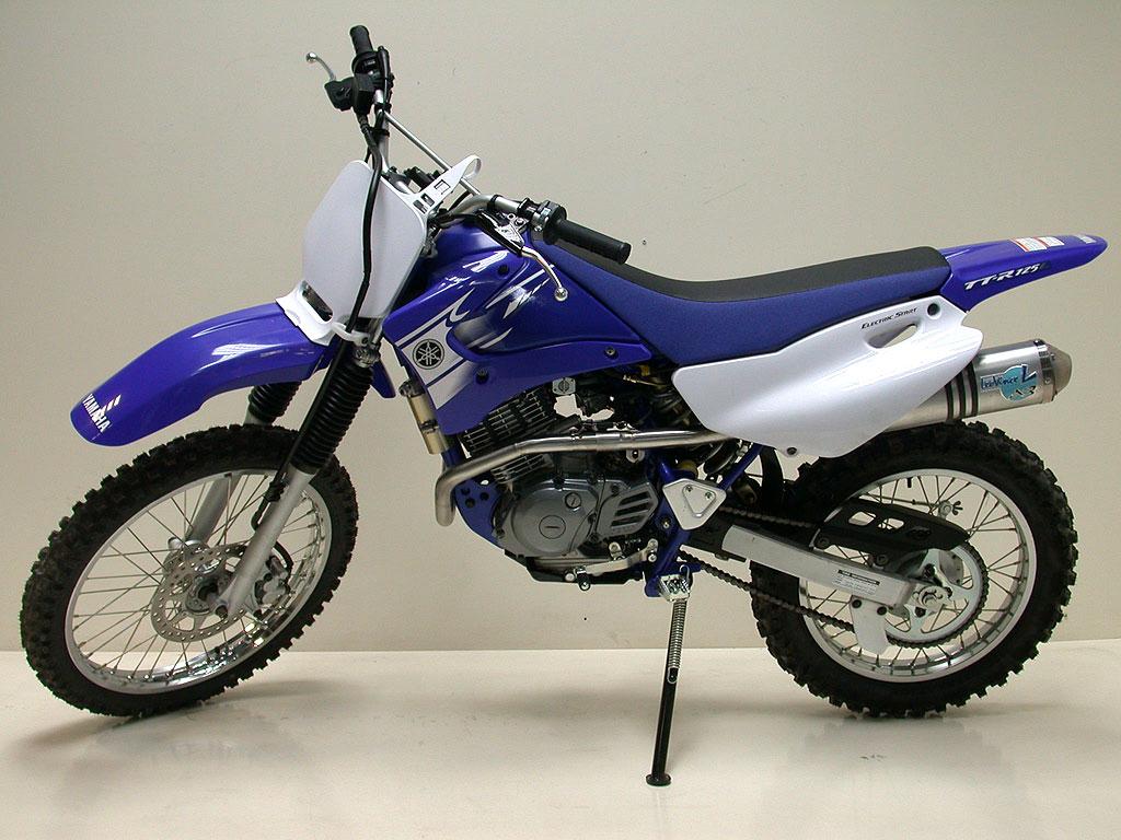 Yamaha (Ямаха) TT-R 125 LW - г.