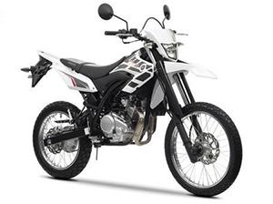 Yamaha WR эндуро 125 R