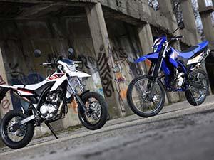 Yamaha WR эндуро 125 X
