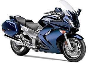 Yamaha FJR 1300 спорт-турист 1300