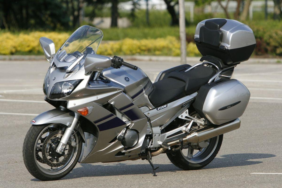 Yamaha (Ямаха) FJR 1300 AS - г.