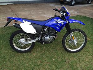Yamaha TT-R эндуро 230