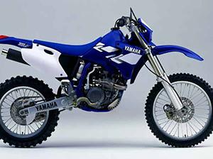 Yamaha WR эндуро 400 F Enduro