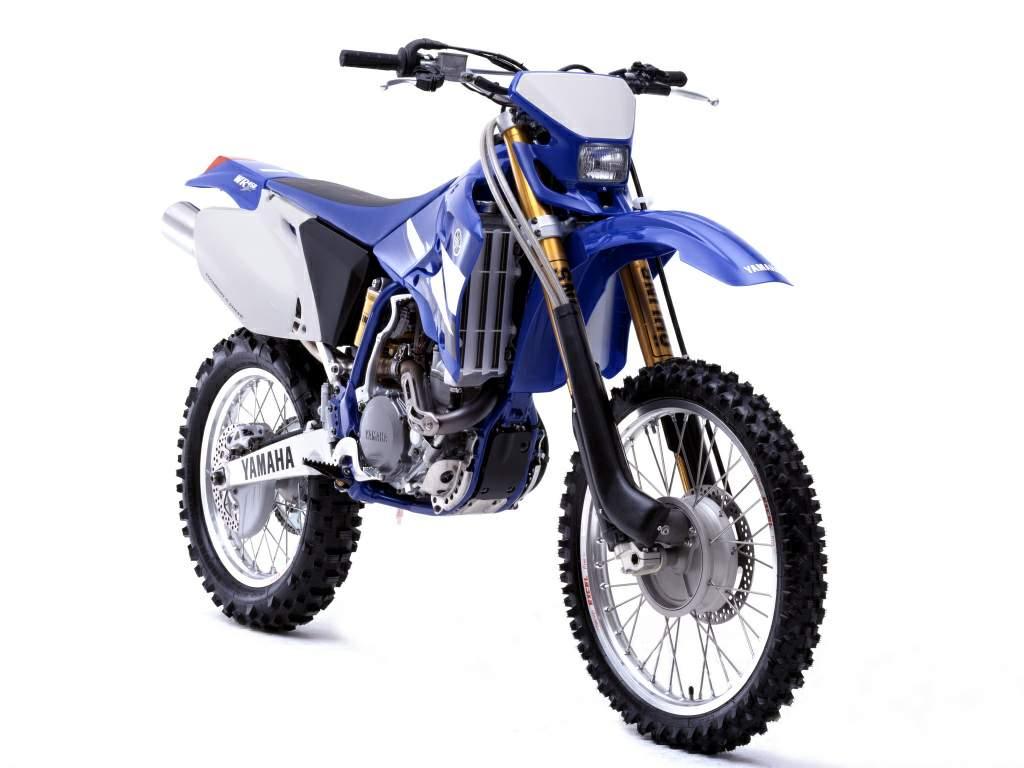 Yamaha (Ямаха) WR 450 F - г.