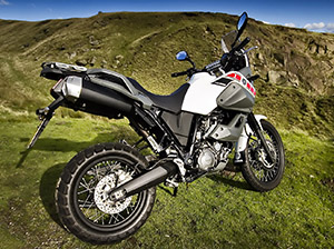 Yamaha XT эндуро 660 Tenere