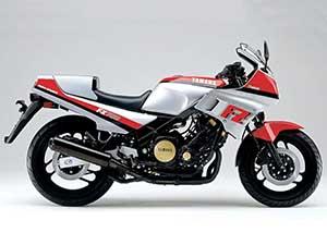 Yamaha FZ спортбайк 750