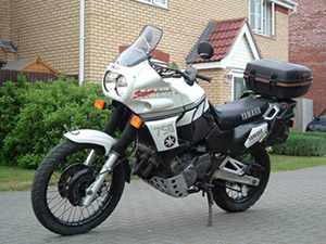 Yamaha XTZ эндуро 750 Super Tenere