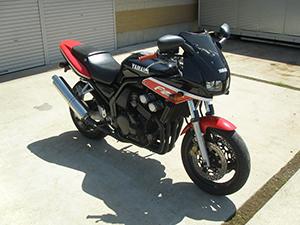 Yamaha FZ классик FZ 400