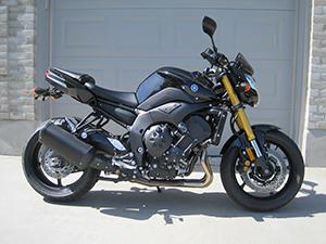 Yamaha FZ классик FZ8-S