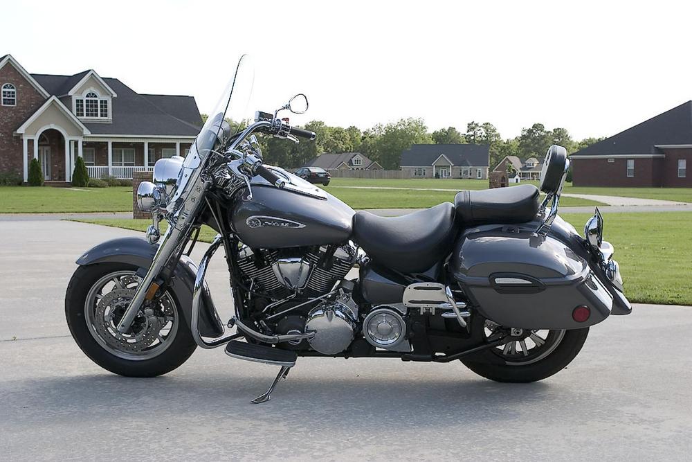 Yamaha (Ямаха) Road Star Silverado S - г.