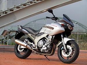 Yamaha TDM туристический 900