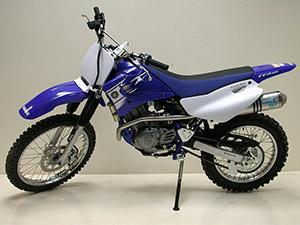 Yamaha TT-R кроссовый TT-R 125