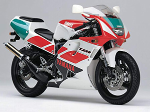 Yamaha TZR спортбайк 250
