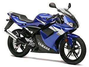 Yamaha TZR спортбайк 50