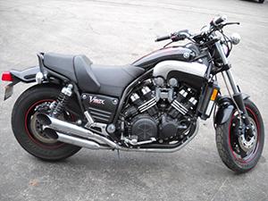 Yamaha V-Max кастом V-Max 1200