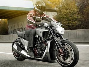 Yamaha V-Max кастом V-Max