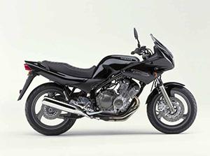 Yamaha XJ туристический 600