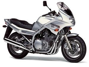 Yamaha XJ спорт-турист 900