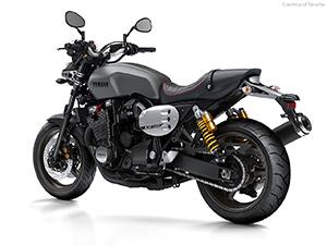 Yamaha XJR спортбайк 1300