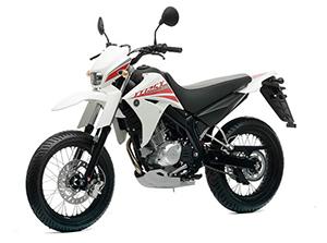 Yamaha XT эндуро 125X
