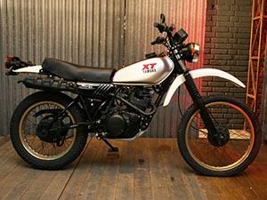 Yamaha XT эндуро 250